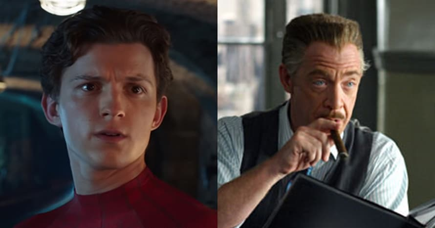 J.K. Simmons Breaks Down J. Jonah Jameson Return In 'Spider-Man: Far From Home'