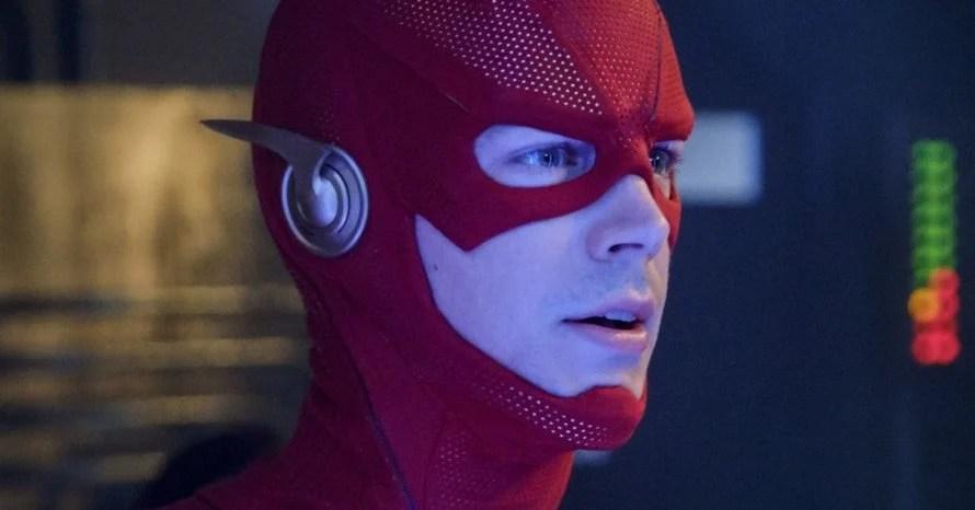 The Flash Grant Gustin The CW Arrowverse coronavirus DC