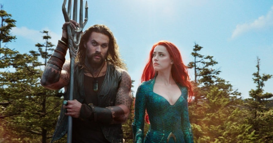 'Aquaman 2': Amber Heard Prepares For Return As Mera With New Workout Video
