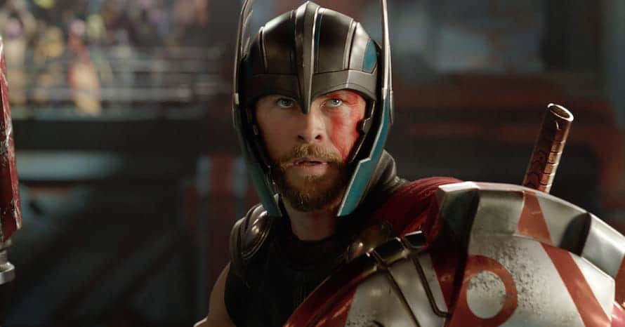 Chris Hemsworth Shares New Photo As 'Thor: Love and Thunder' Wraps