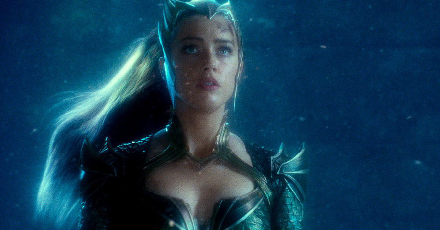 Amber Heard Shares Mera BTS Video From 'Zack Snyder's Justice League'