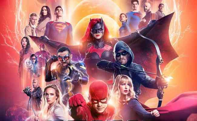 First Crisis On Infinite Earths Poster Unites The