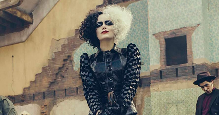 Disney Reveals First Trailer For Emma Stone's 'Cruella'