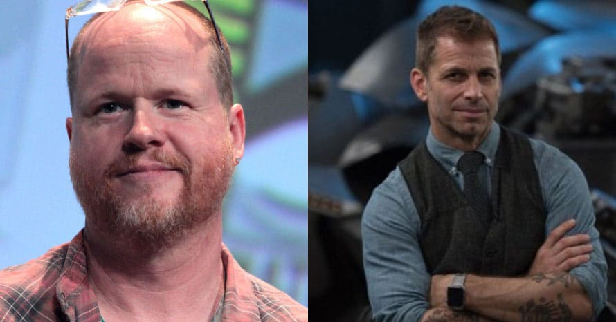 Joss Whedon Zack Snyder Cut Justice League