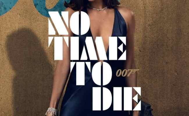 Check Out Six New No Time To Die Character Posters For