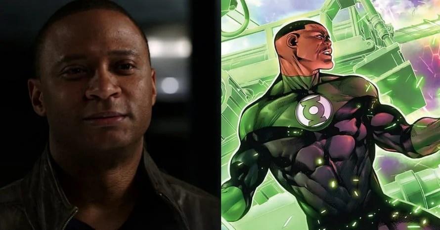 "'Arrow' Star David Ramsey Hints At ""Consequences"" For Green Lantern Tease"
