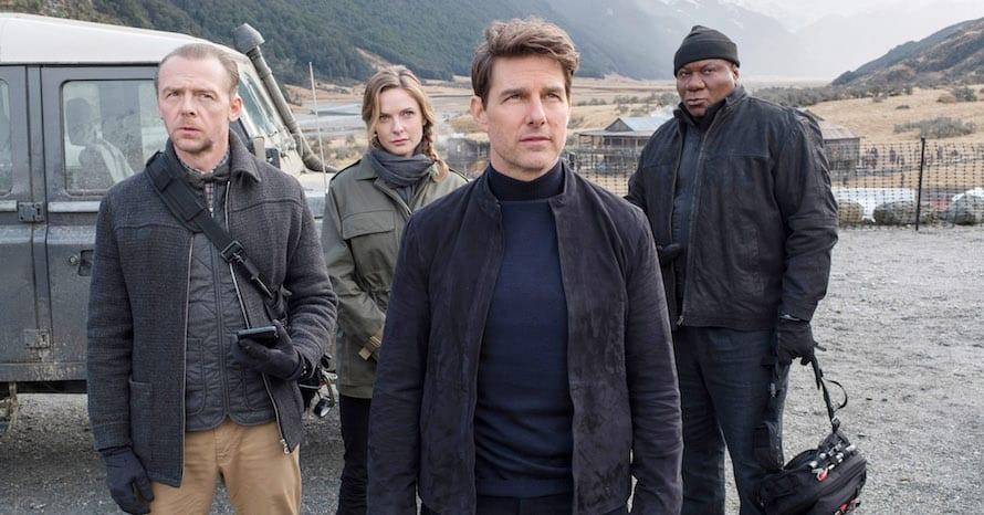 Tom Cruise Mission: Impossible Coronavirus