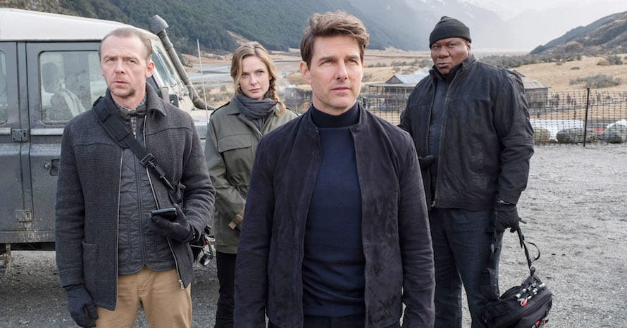 'Mission: Impossible 7' Halts Filming After Positive Covid-19 Test
