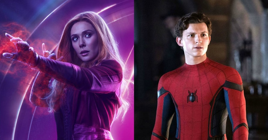 Tom Holland Spider-Man WandaVision Doctor Strange