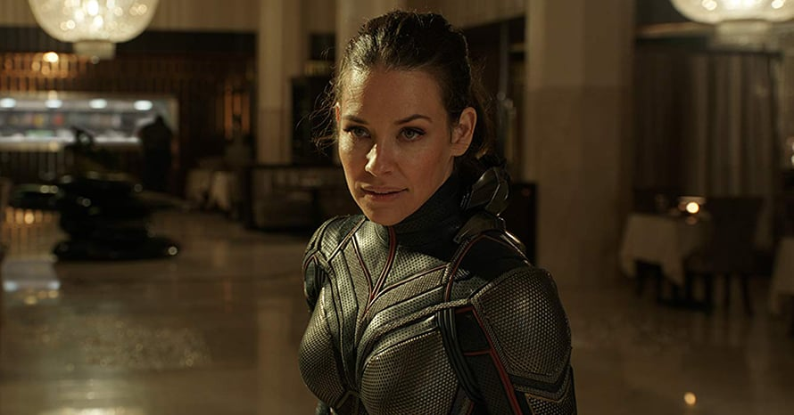 Evangeline Lilly Shares Training Video For 'Ant-Man and the Wasp: Quantumania'