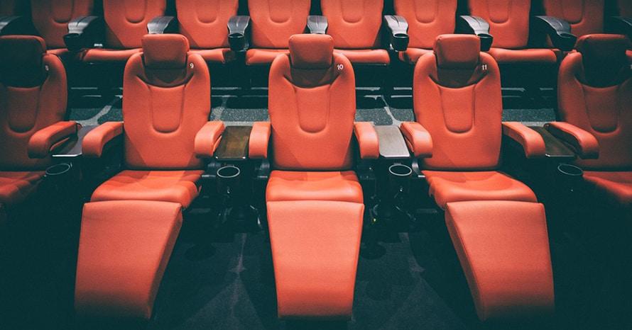 China Coronavirus White House Movie Theaters