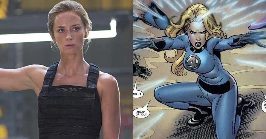 Emily Blunt Admits She Isn't A Fan Of Superhero Movies