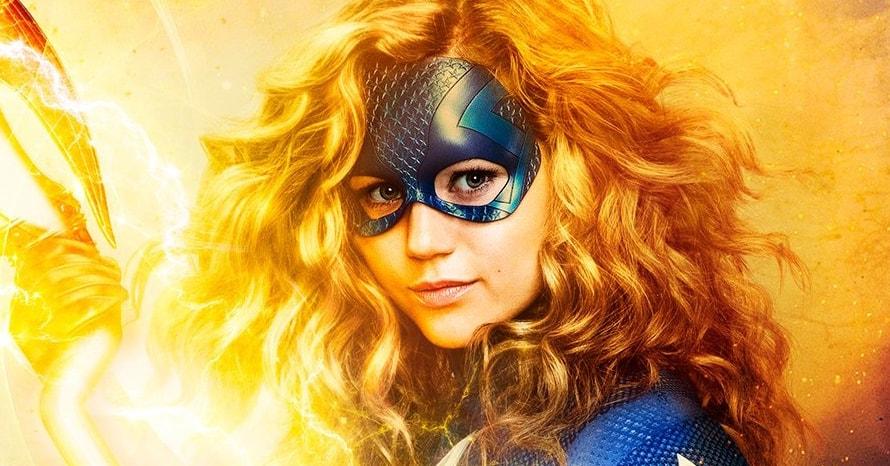 Stargirl Justice Society DC Universe Melissa Benoist Supergirl Injustice Society Solomon Grundy