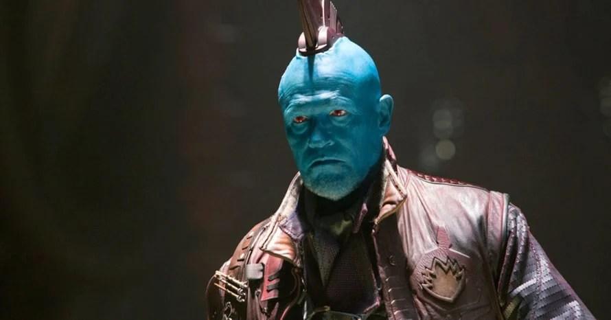 Michael Rooker Guardians of the Galaxy MCU Yondu Marvel James Gunn Avengers: Endgame