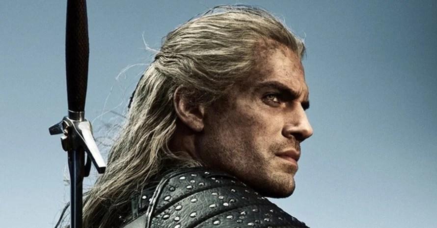 The Witcher Henry Cavill Geralt Netflix