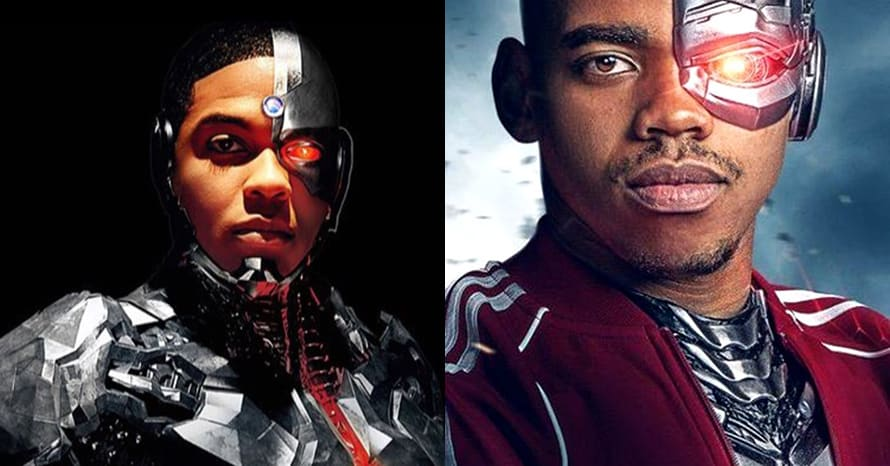'Doom Patrol' Star Jovian Wade Supports Fellow Cyborg Actor Ray Fisher