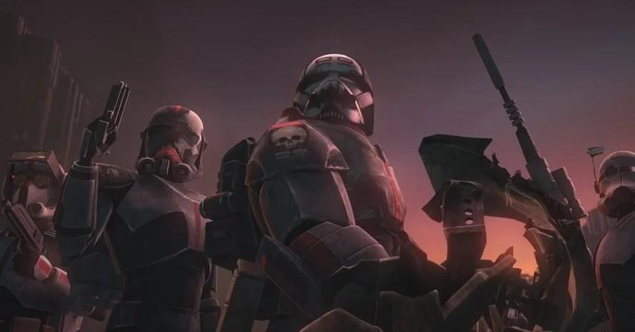 Sam Witwer Star Wars The Bad Batch The Clone Wars