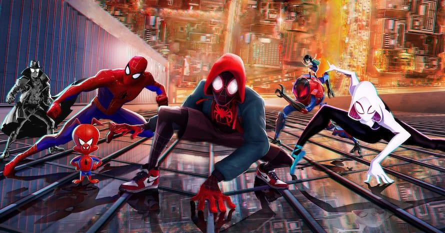Spider-Man Into The Spider-Verse Sequel