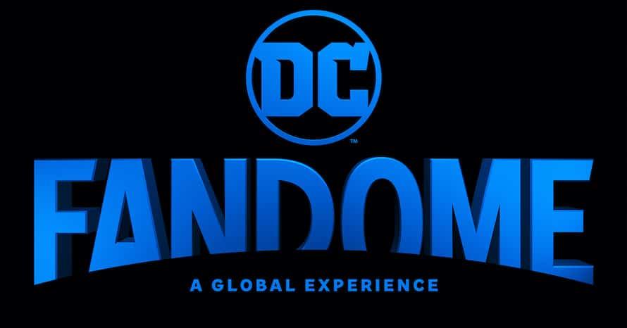 DC Fandome Warner Bros