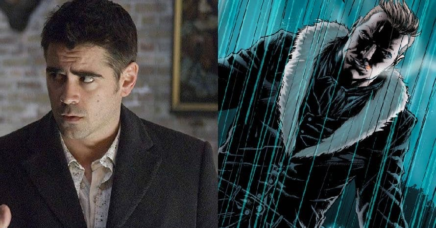 'The Batman': New Set Photos Show Robert Pattinson Filming With Colin Farrell