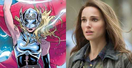 Natalie Portman's Jane Foster Returns In 'Thor: Love and Thunder' Set Photos