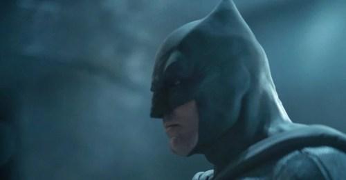 Zack Snyder Reveals 'Justice League' Teaser Focusing On Ben Affleck's Batman