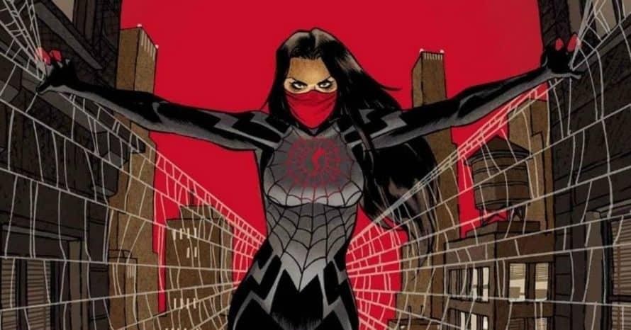 Silk Marvel Spider-Man Sony