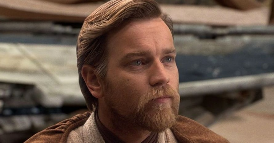 Ewan McGregor Star Wars Disney Plus Obi-Wan Kenobi
