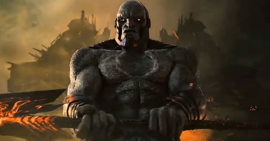 Justice League Zack Snyder Cut Trailer Darkseid HBO Max Zack Snyder's Justice League