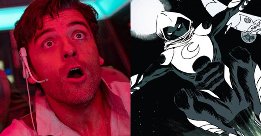 Moon Knight Oscar Isaac Disney Plus