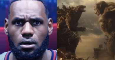 Space Jam Legacy Godzilla vs Kong HBO Max Footage