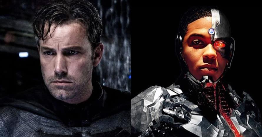 New 'Justice League' Photos Show Off Knightmare Batman & Cyborg