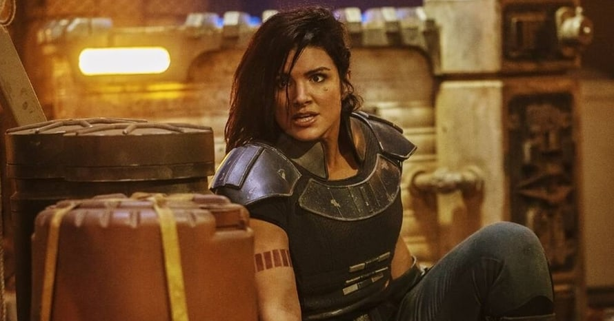 Gina Carano The Mandalorian Cara Dune Star Wars
