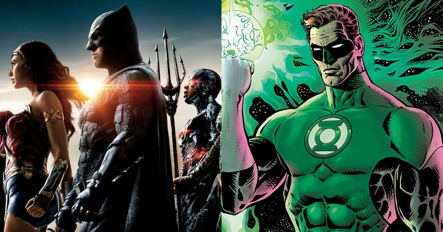 Why Zack Snyder's 'Justice League' Merchandise Teases Arrival Of Green Lantern. exclusive 11