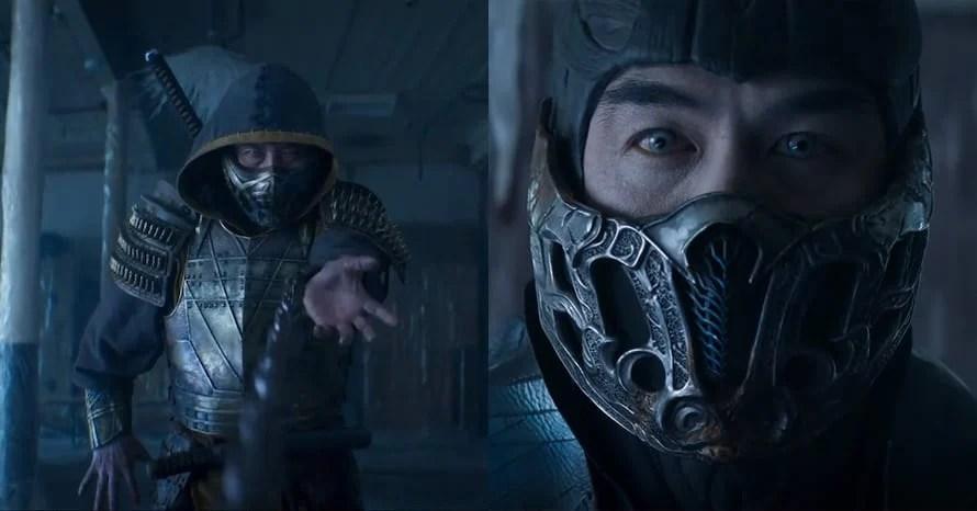 Mortal Kombat Scorpion Sub-Zero