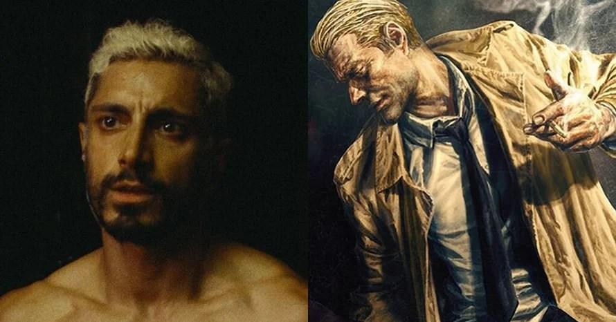 See 'Venom' Star Riz Ahmed As Constantine For J.J. Abrams' Reboot