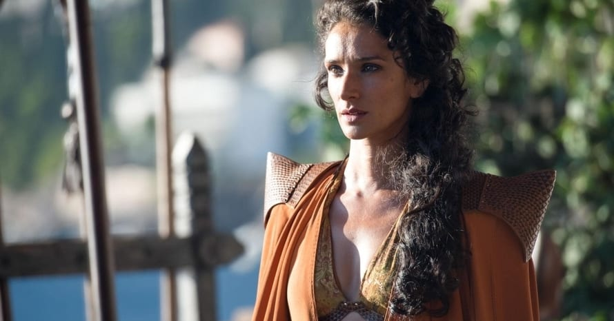 Indira Varma Ewan McGregor Obi-Wan Kenobi Star Wars Game of Thrones