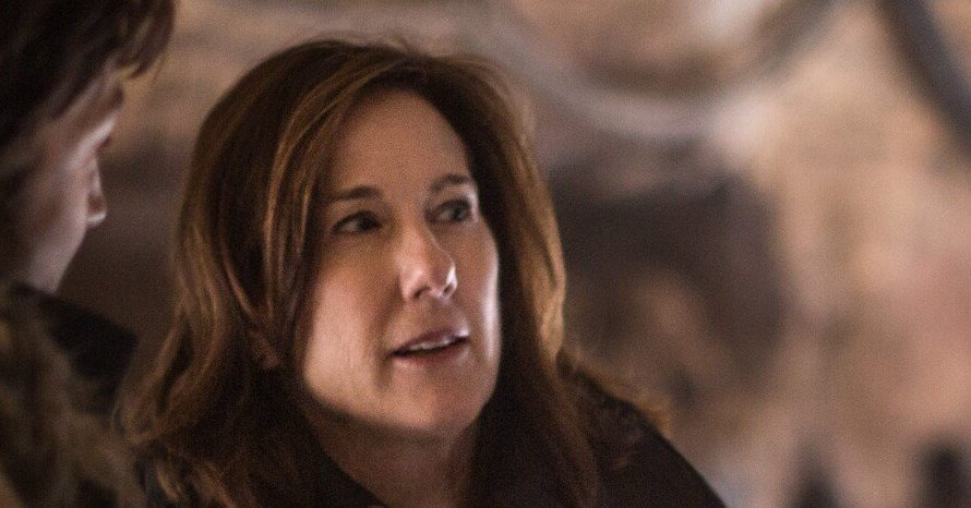 'Star Wars': Disney CEO Responds To The Idea Of Firing Kathleen Kennedy