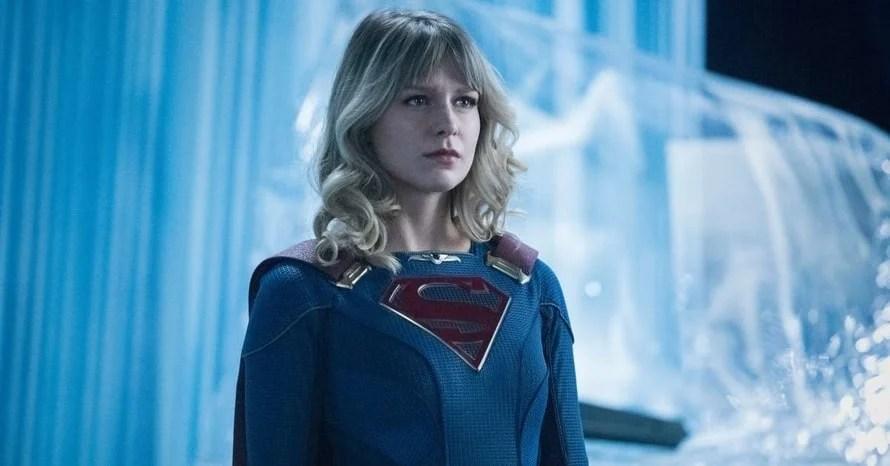 'Supergirl' Star Melissa Benoist Says Series Ending Is Great