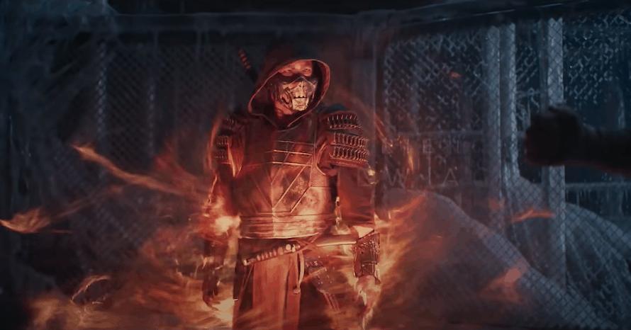 'Mortal Kombat' Director Simon McQuoid Talks Blood & Gore In The Film