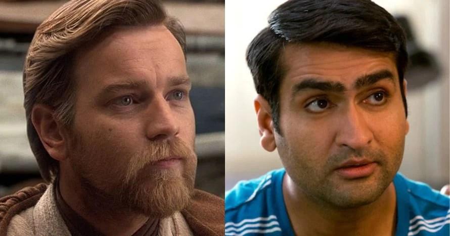 Ewan McGregor's 'Obi-Wan Kenobi' Series Adds Kumail Nanjiani, Sung Kang & More