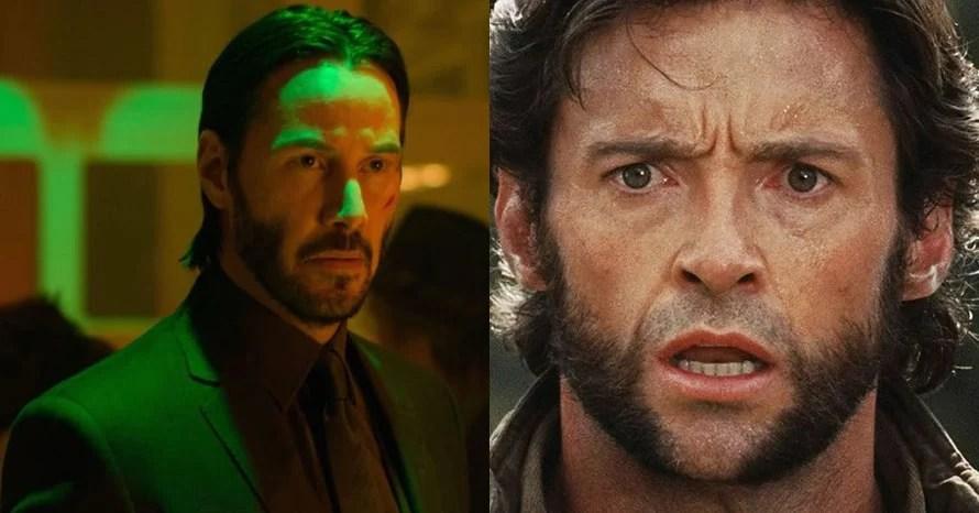 keanu Reeves Wolverine Huch Jackman MCU