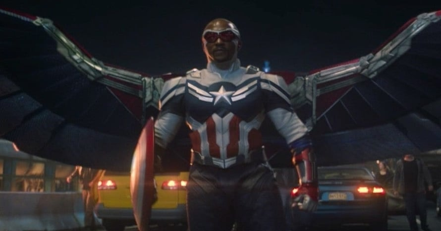 Captain America, The Falcon and The Winter Soldier Malcolm Spellman Anthony Mackie