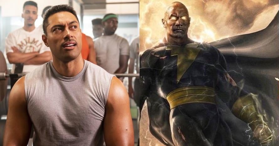 'Young Rock' Star Uli Latukefu Joins Dwayne Johnson's 'Black Adam'