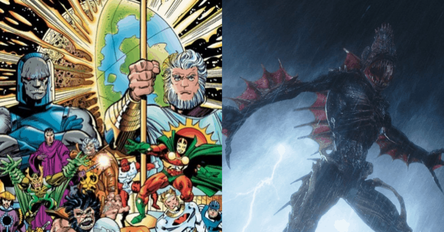 Warner Bros. No Longer Developing 'New Gods' and 'The Trench'