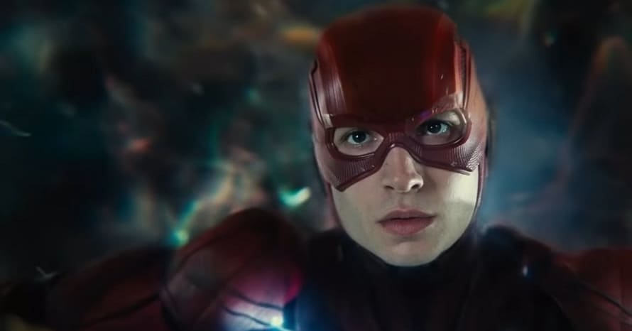 See Ezra Miller's The Flash Get A Comic-Accurate Suit For DC Solo Film