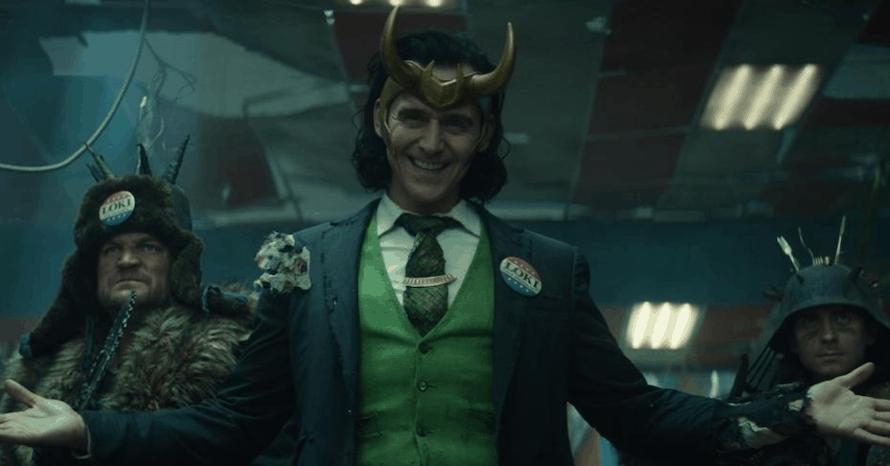 Marvel Studios Disney Plus Loki Tom Hiddleston