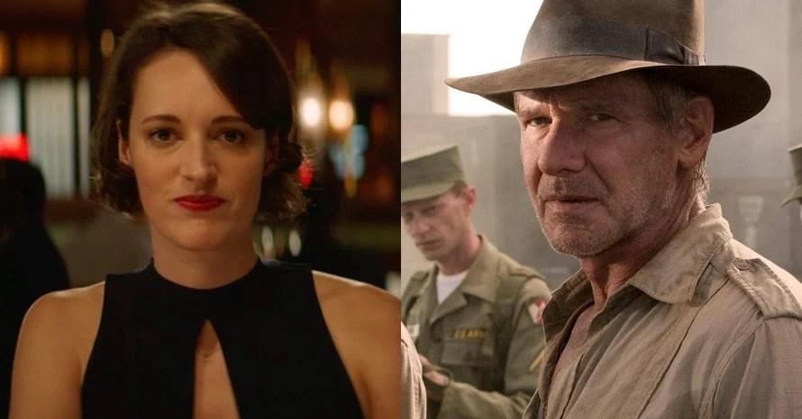 Phoebe Waller-Bridge Indiana Jones 5 Harrison Ford