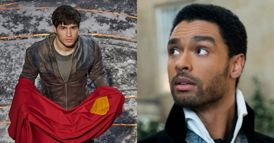 Regé-Jean Page & Cameron Cuffe Weight In On 'Krypton' Casting Controversy