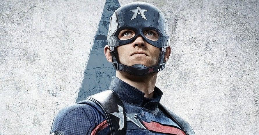 Wyatt Russell Falcon Winter Soldier US Agent Marvel